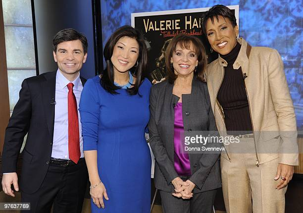 AMERICA Valerie Harper talks about her new play Looped on GOOD MORNING AMERICA March 11 on the Walt Disney Television via Getty Images Television...