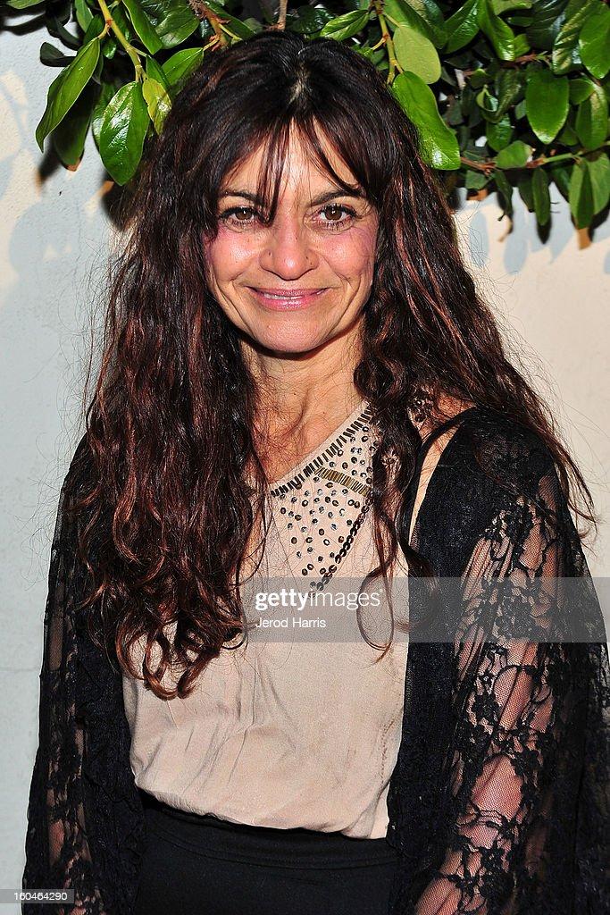 Valerie McCaffrey arrives at the premiere of 'Kumpania: Flemenco Los Angeles' at El Cid on January 31, 2013 in Los Angeles, California.