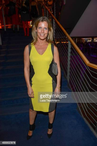 Valerie Niehaus attend the First Steps Award 2014 at Stage Theater on September 15 2014 in Berlin Germany