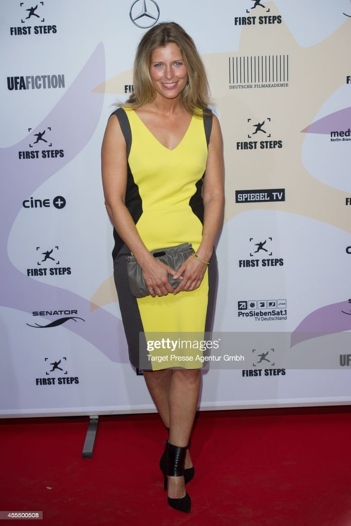 Valerie Niehaus attends the 'First Steps Award 2014' at ...