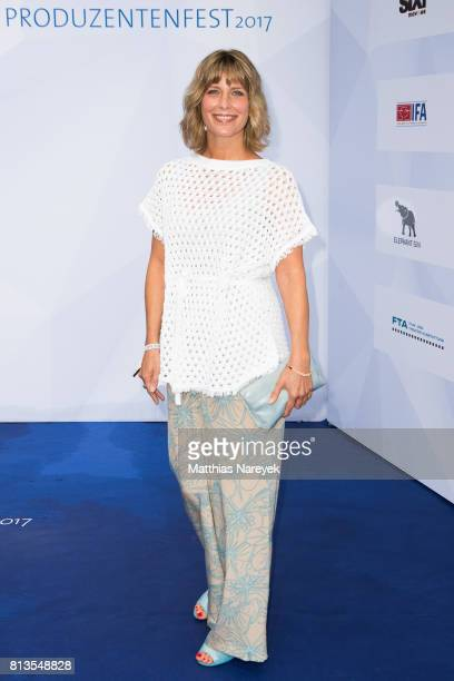 Valerie Niehaus attends the Summer Party of the German Producers Alliance on July 12 2017 in Berlin Germany