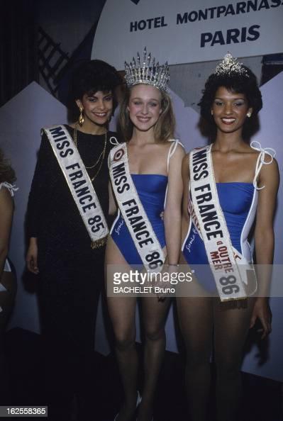 valerie pascale elected miss france 1986 paris 27. Black Bedroom Furniture Sets. Home Design Ideas