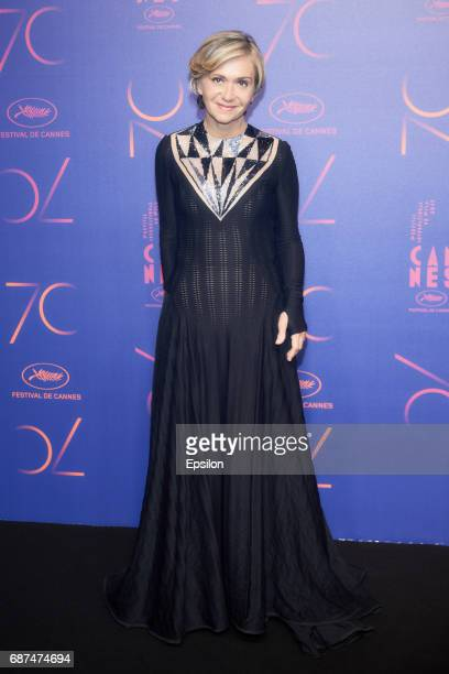 Valerie Pecresse attends the 70th Anniversary Dinner during the 70th annual Cannes Film Festival at on May 23 2017 in Cannes France