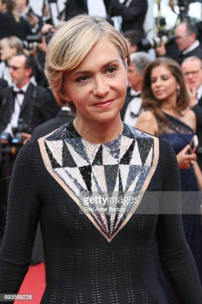 Valerie Pecresse attends the 70th anniversary event during the 70th annual Cannes Film Festival at Palais des Festivals on May 23 2017 in Cannes...