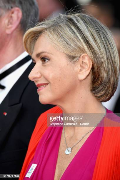 Valerie Pecresse attends the 'The Beguiled' screening during the 70th annual Cannes Film Festival at Palais des Festivals on May 24 2017 in Cannes...