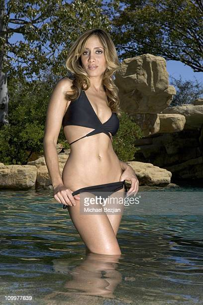 Valerie Penso during 2006 Sexiest Men and Women of Reality TV Calendar Shoot Day 4 at Private Residence in Los Angeles California United States