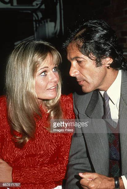 Valerie Perrine and Stan Dragoti circa 1981 in New York City