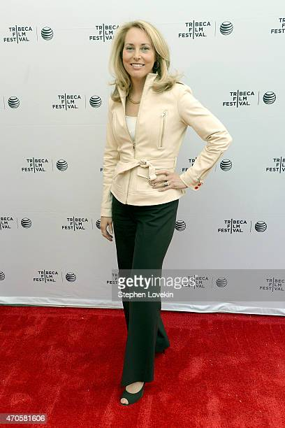 Valerie Plame attends the premiere of 'Secrecy And Power' during the 2015 Tribeca Film Festival at SVA Theater on April 21 2015 in New York City