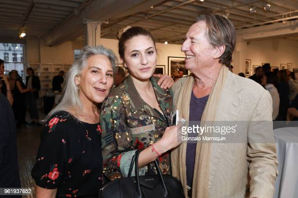 Valerie Shaff Vajra Kingsley and Stephen Kingsley during the Humane Society Of New York In Partnership With Aperture Foundation Fine Art Photography...