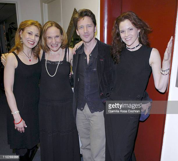 Valerie Smaldone Amy Coleman Andrew McCarthy and Ally Sheedy