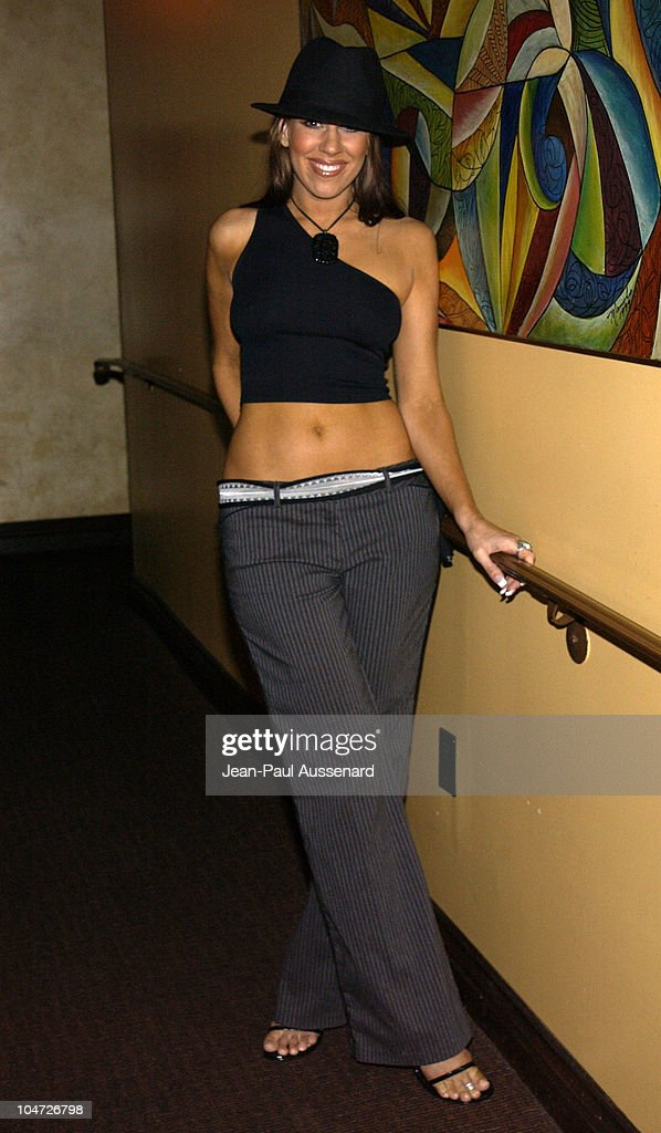 Valerie Taglione during Exclusive Artists Management Launch Party at The Sunset Room in Hollywood, California, United States.