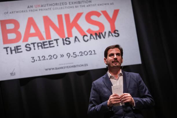 ESP: 'Banksy. The Street Is Canvas' Madrid Exhibition