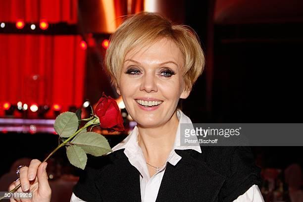 Valeriya Verleihung Frankfurter Musikpreis bei 6 GalaVerleihung Lea Award 2011 als Auftakt zur Musikmesse Festhalle Frankfurt Hessen Deutschland...