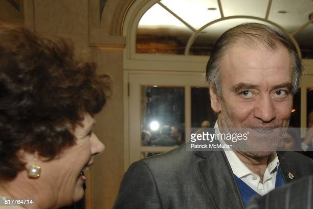 Valery Gergiev attend White Nights Annual Benefit Celebrates The Mariinsky Theatre's 150th Anniversary and Looks to the Future at The Plaza Hotel on...