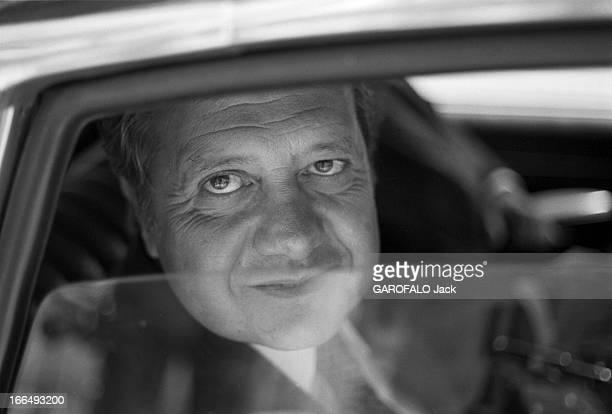 Valery Giscard D'Estaing And His Wife To Visit Portugal Le 22 juillet 1978 au Portugal dans le cadre d'un voyage officiel du président de la...
