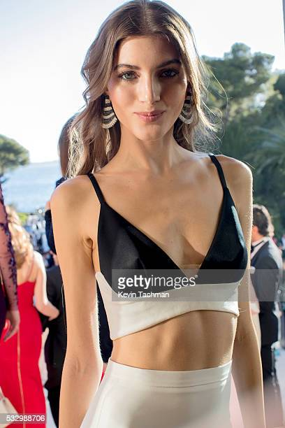 Valery Kaufman attends the amfAR's 23rd Cinema Against AIDS Gala at Hotel du CapEdenRoc on May 19 2016 in Cap d'Antibes France