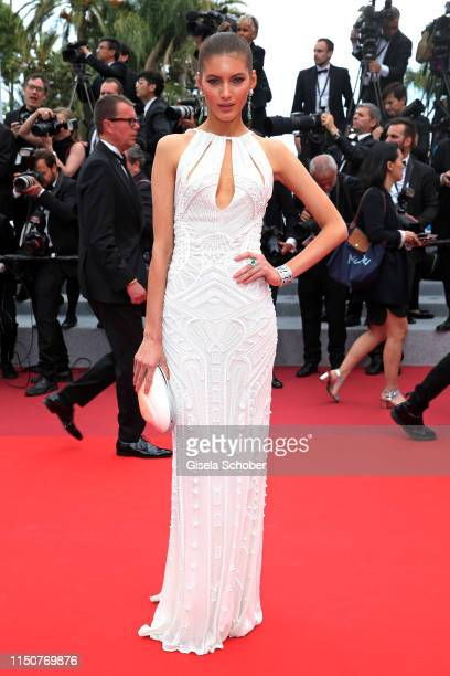 Valery Kaufman attends the screening of Once Upon A Time In Hollywood during the 72nd annual Cannes Film Festival on May 21 2019 in Cannes France