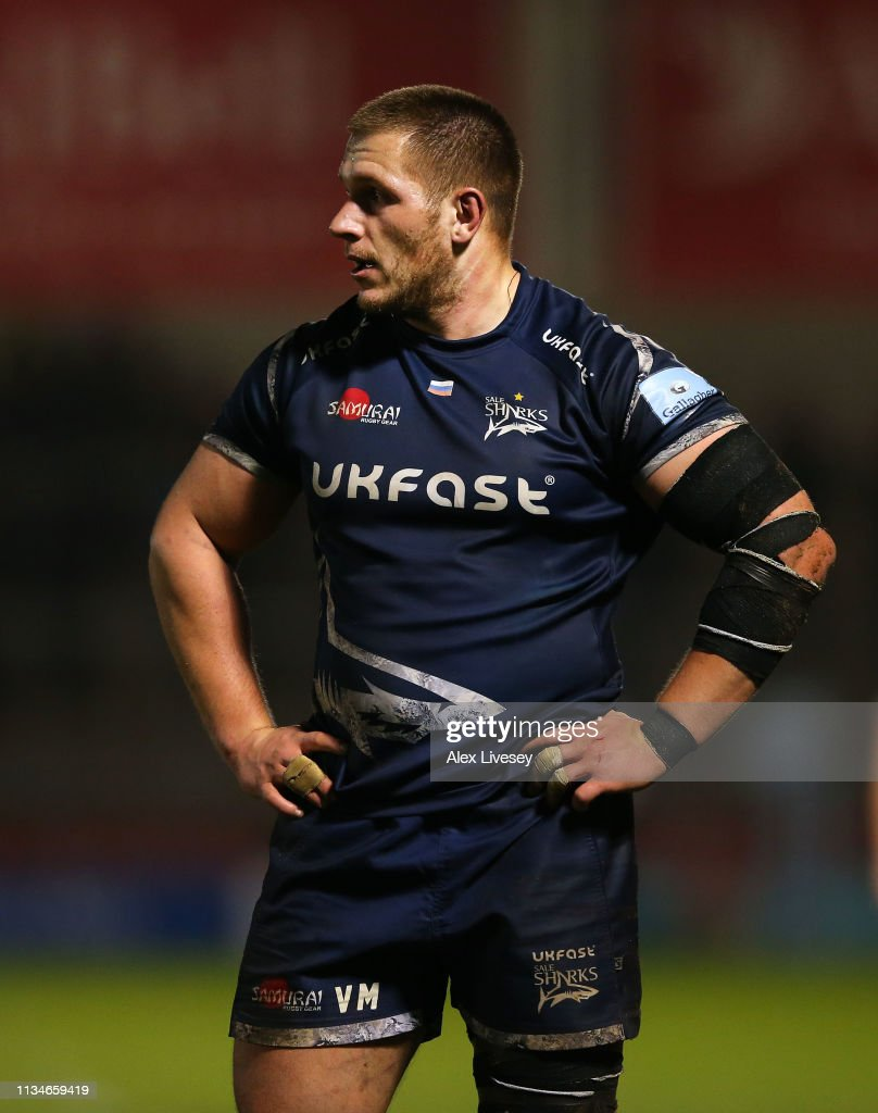 Sale Sharks v Leicester Tigers - Gallagher Premiership Rugby : News Photo