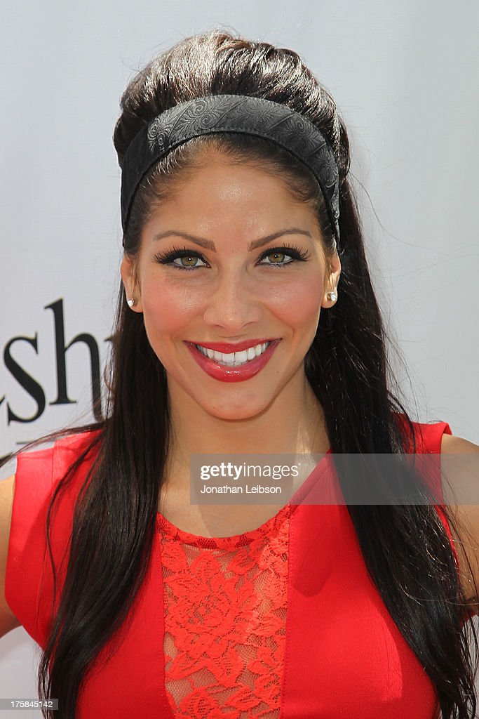Valery Ortiz attends the Red Carpet Events LA Teen Choice Style Lounge on August 8, 2013 in Beverly Hills, California.