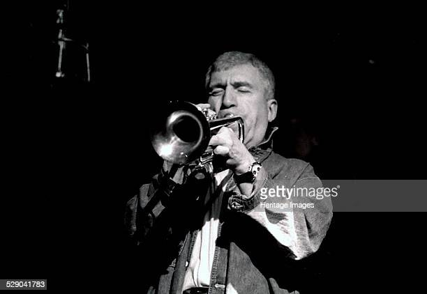Valery Ponomarev, Ronnie Scott's, London, 1993. Image by Brian O'Connor.