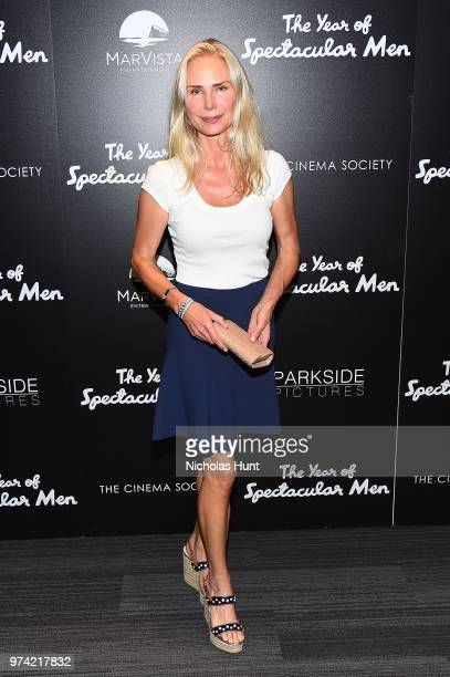 Valesca GuerrandHermes attends 'The Year Of Spectacular Men' New York Premiere at The Landmark at 57 West on June 13 2018 in New York City