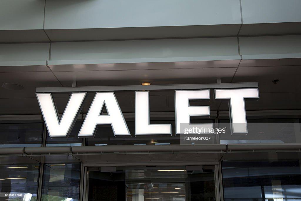 Valet : Stock Photo