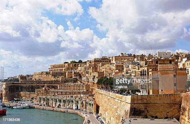 Valetta cityscape