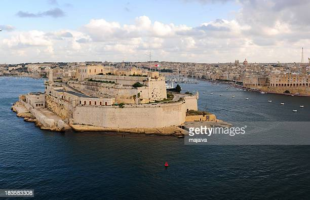 Valetta grand harbor