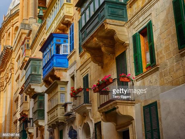 valetta, unesco world heritage site - ユネスコ ストックフォトと画像