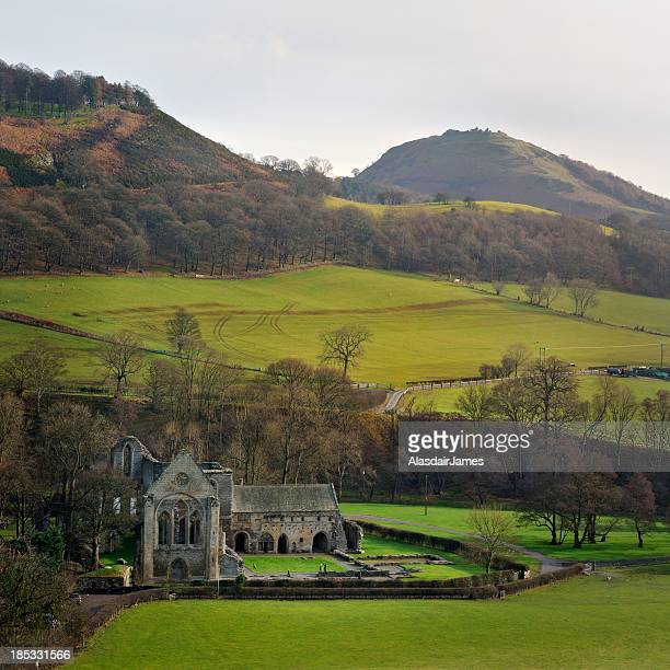 Valle Crusis Abbey and Castle Dinas Bran