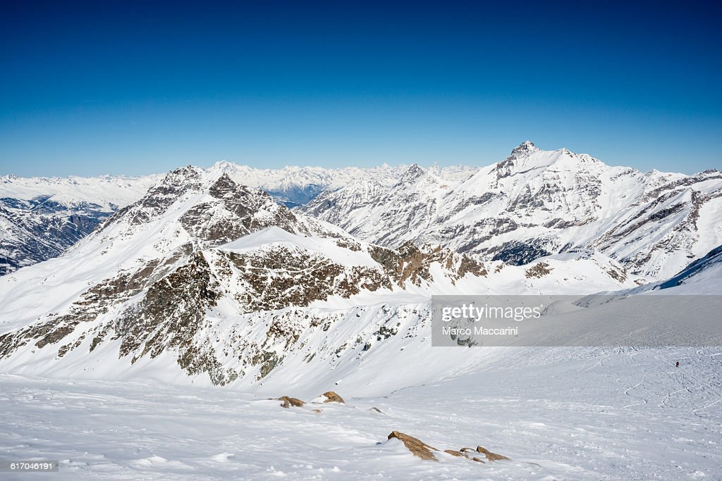 Valle D'Aosta : Stock Photo