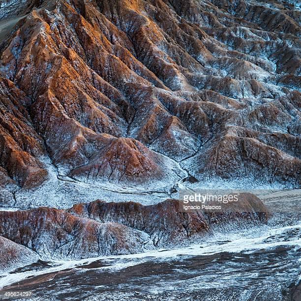 Valle de la Luna lookout, Atacama desert