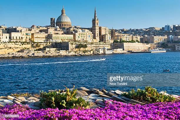 Valletta, Malta, Mediterranean,