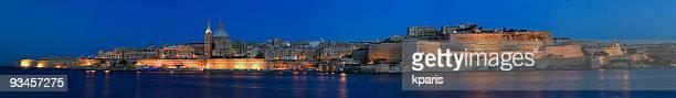 Valletta Skyline - Panorama