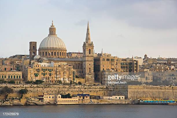 Valletta die Skyline
