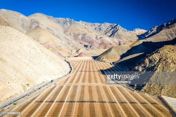 valley full of vines - formação rochosa imagens e fotografias de stock