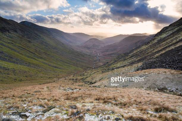 Valley in the Lake District