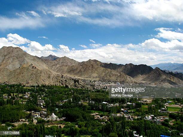 Valley of central Leh