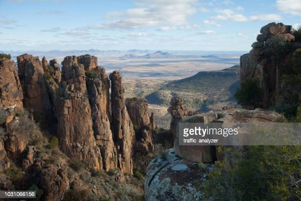 valley of desolation, south africa - the karoo stock pictures, royalty-free photos & images