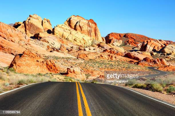 valley of fire, nevada - valley of fire state park stock pictures, royalty-free photos & images