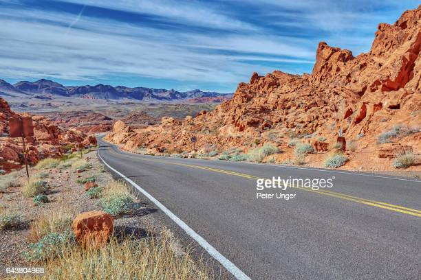 valley of fire state park,nevada,usa - valley of fire state park stock pictures, royalty-free photos & images