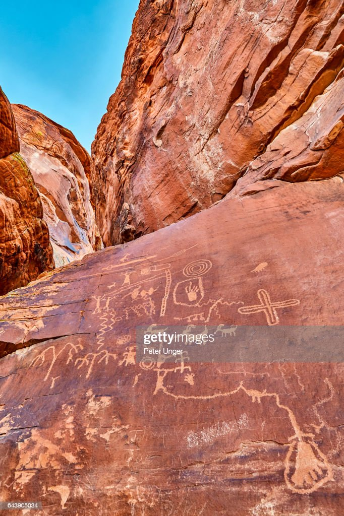Valley of Fire State Park,Nevada,USA : Stockfoto