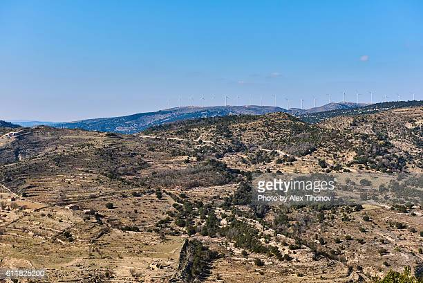 valley of morella - castellon province stock pictures, royalty-free photos & images