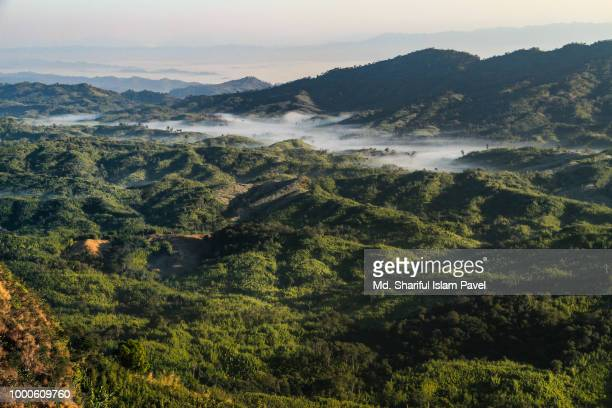 valley of peace! - bangladesh nature stock photos and pictures