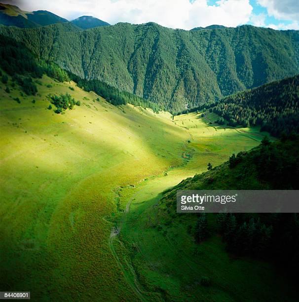valley of Tusheti