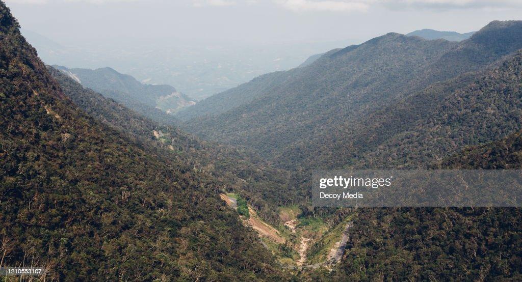 Valley to Nha Trang : Stock Photo