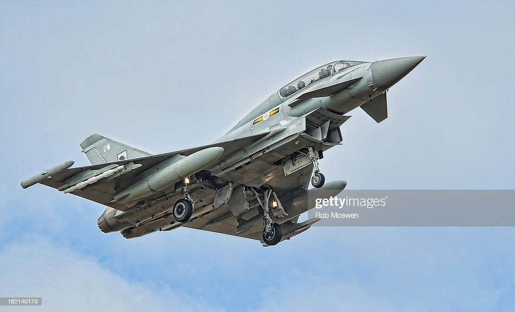 Eurofighter Typhoon : News Photo