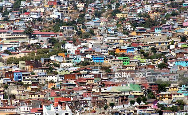 Valparaiso cityscape