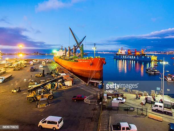 Valparaiso Harbor, Chile