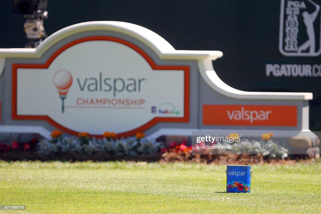 GOLF: MAR 14 PGA - Valspar Championship - Second Round : News Photo